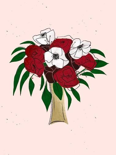 roses art