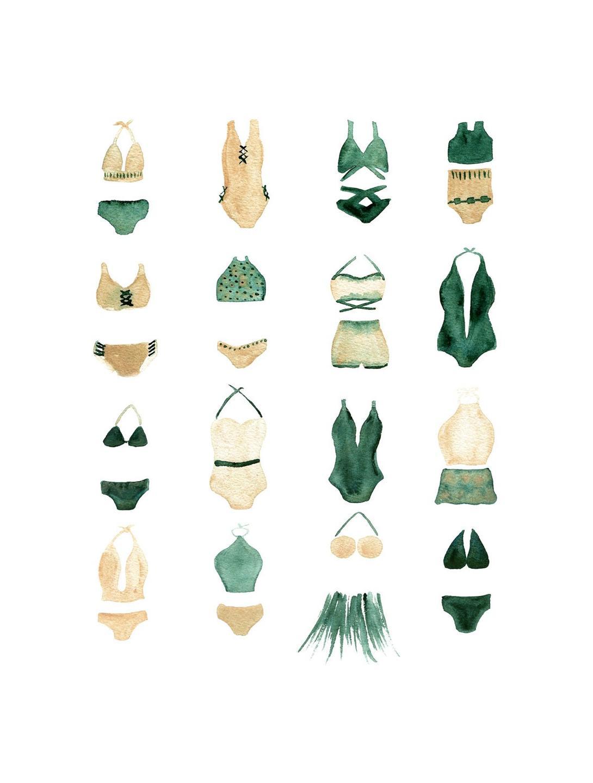 swimsuit taxonomy