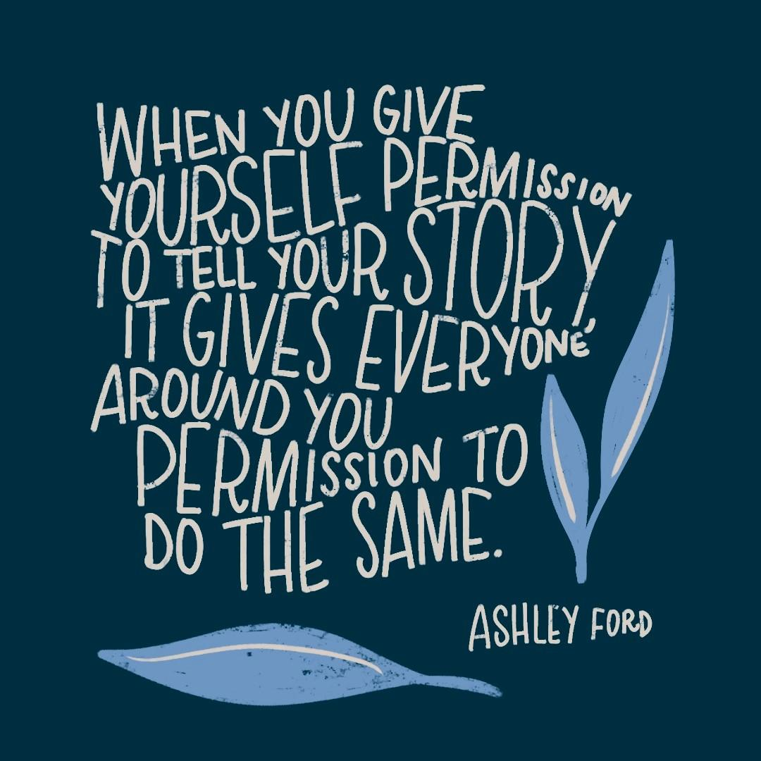 ashley ford quote