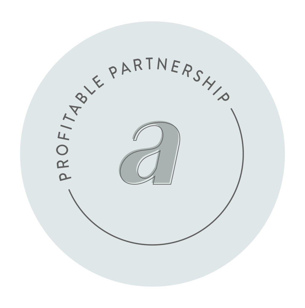 Header Logo for Profitable Partnership, Private Coaching with Taylor Slango