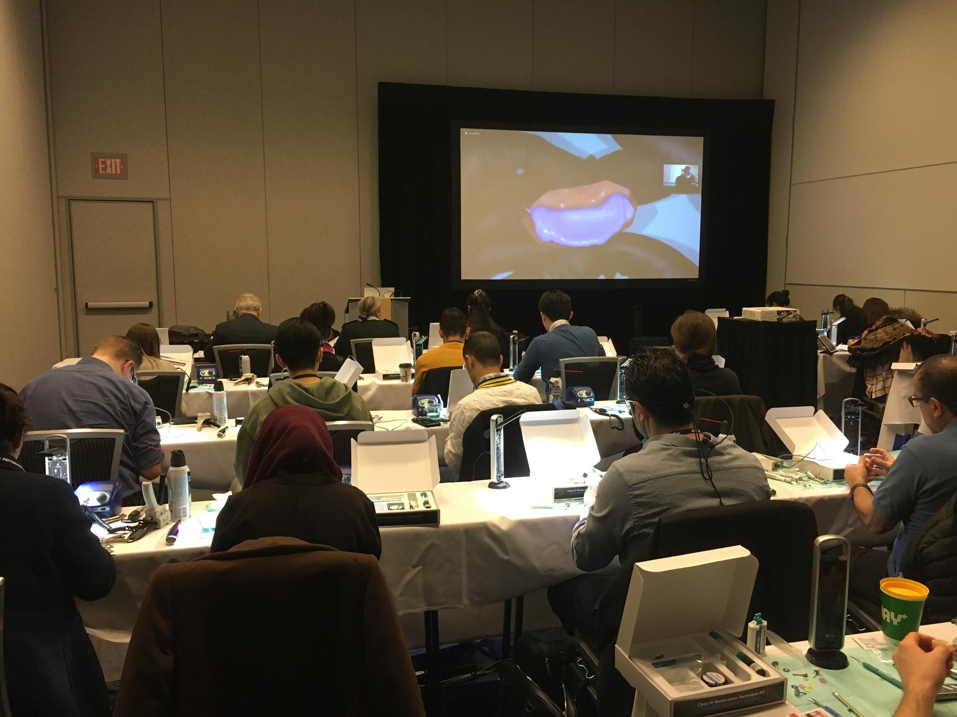 HAnds-OnLine LIVE at Pacific Dental Conference in March 2020