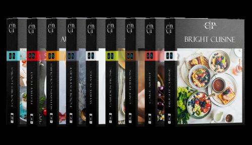 food photography preset bundle
