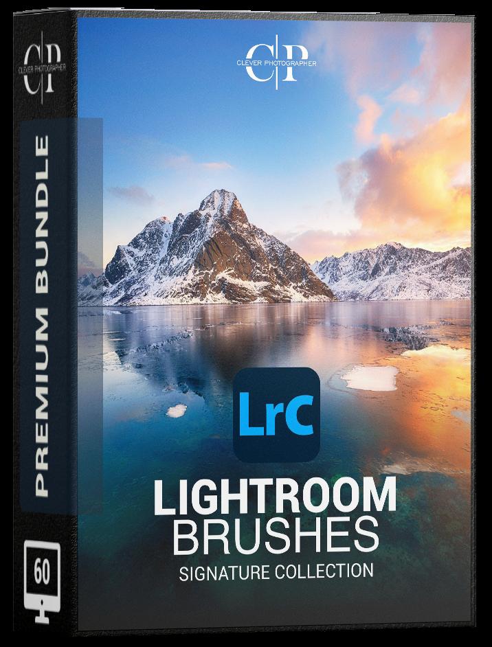 Lightroom Custom Brushes