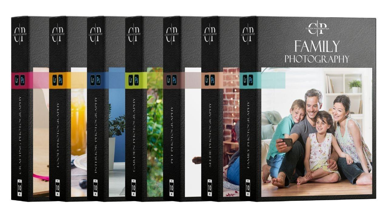 home photography preset bundle