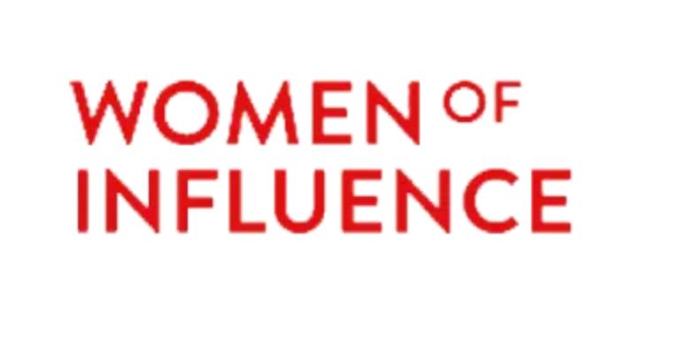 Women of Influence logo