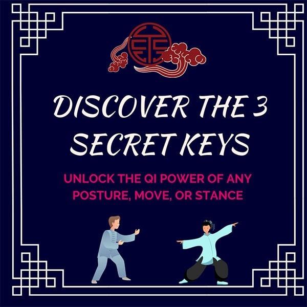 3 Secret Keys To Unlock Your Qi Power