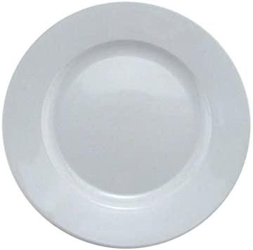 Cordon Bleu white dinner plates