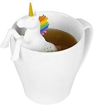 unicorn tea bag