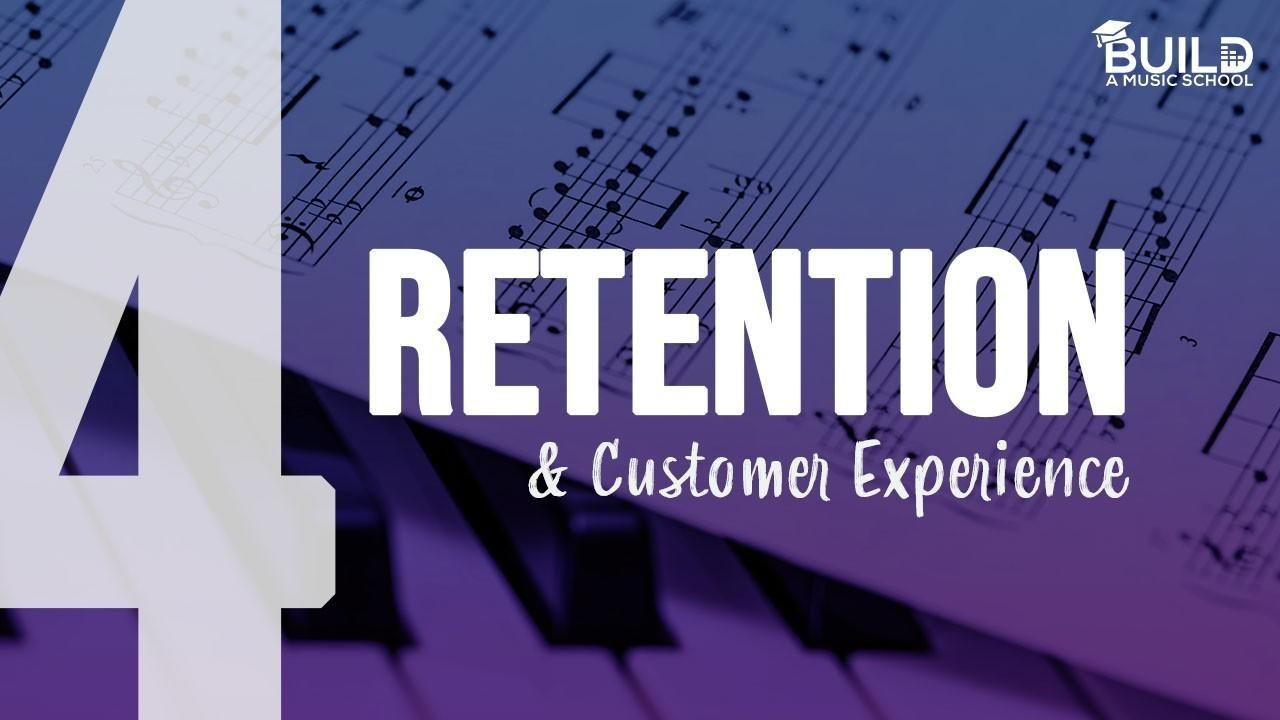 Music School, how to retain students, student retention, music student customer service