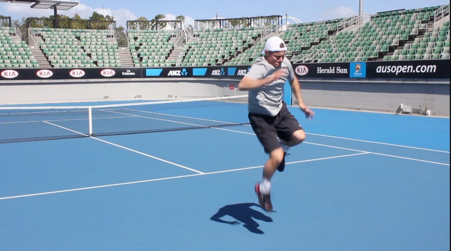 image tennis plyometrics