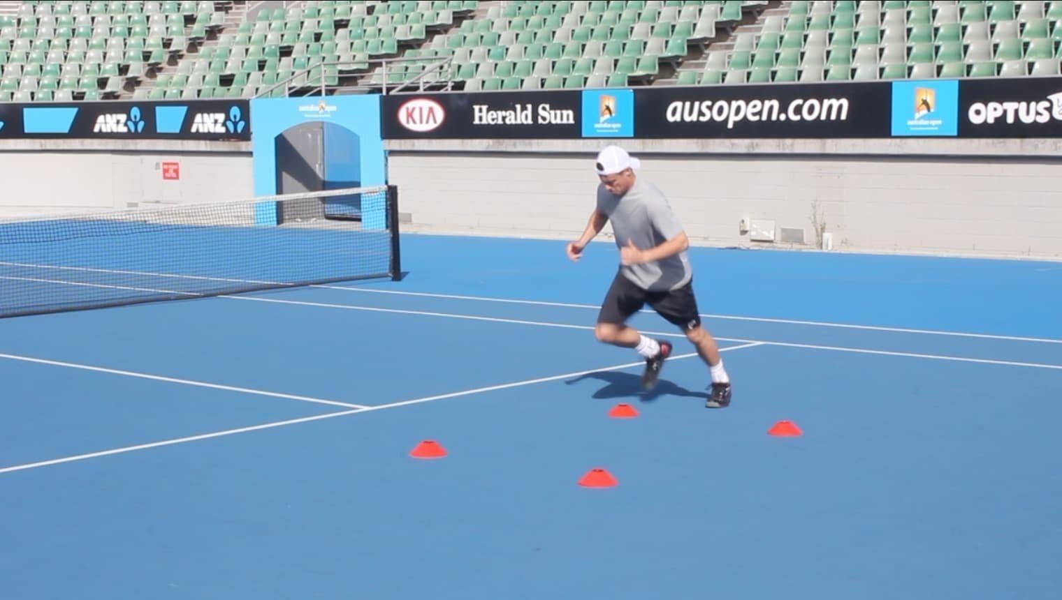 tennis-agility