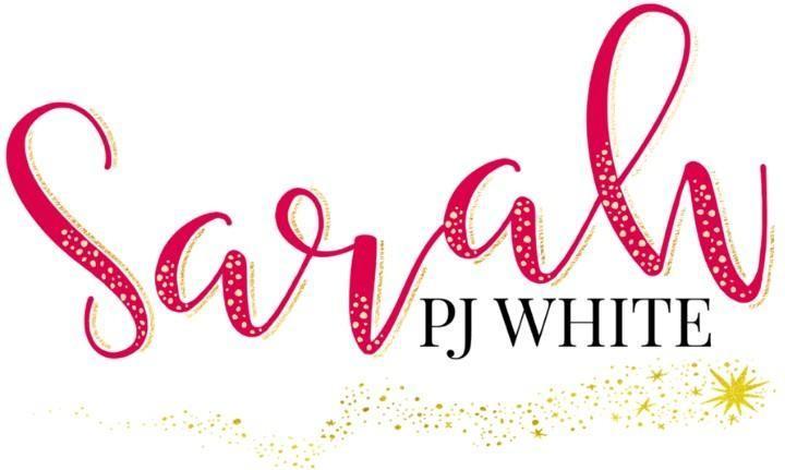 Sarah PJ White logo