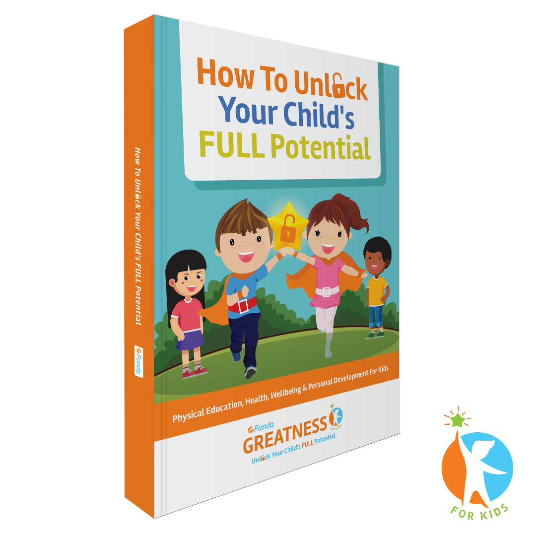 Funda Greatness Activity Book For Kids