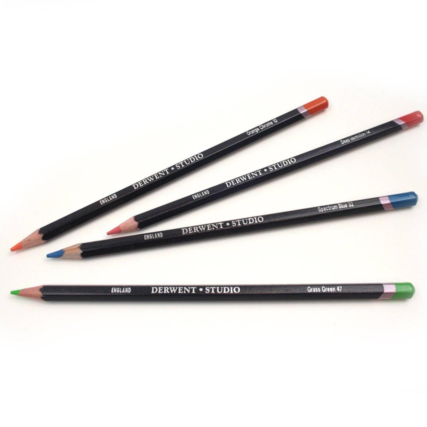 Derwent Studio Coloured Pencils
