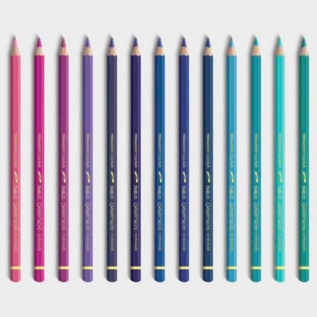 Caran d'Ache Pablos Coloured Pencils