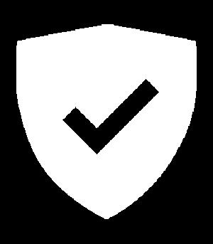 icone-escudo-sinal-ok