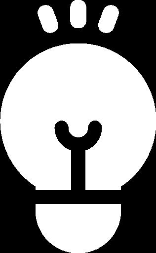 icone-lampada-branco
