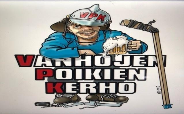Vanhojen Poikien Kerhon logo