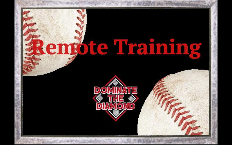 Remote Training Course - Dominate the Diamond