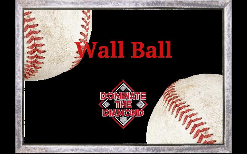 Wall Ball Course - Dominate the Diamond
