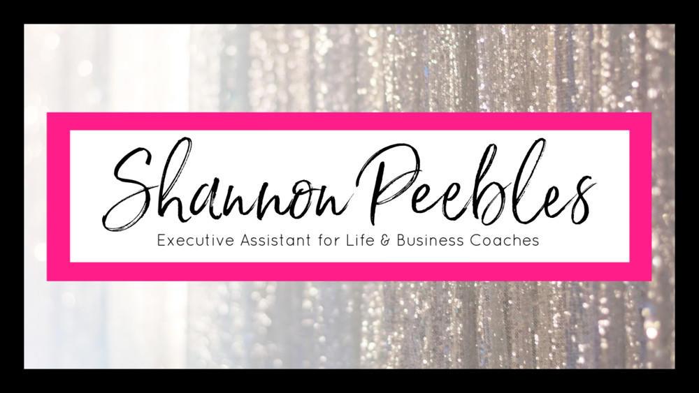 Shannon Peebles Logo