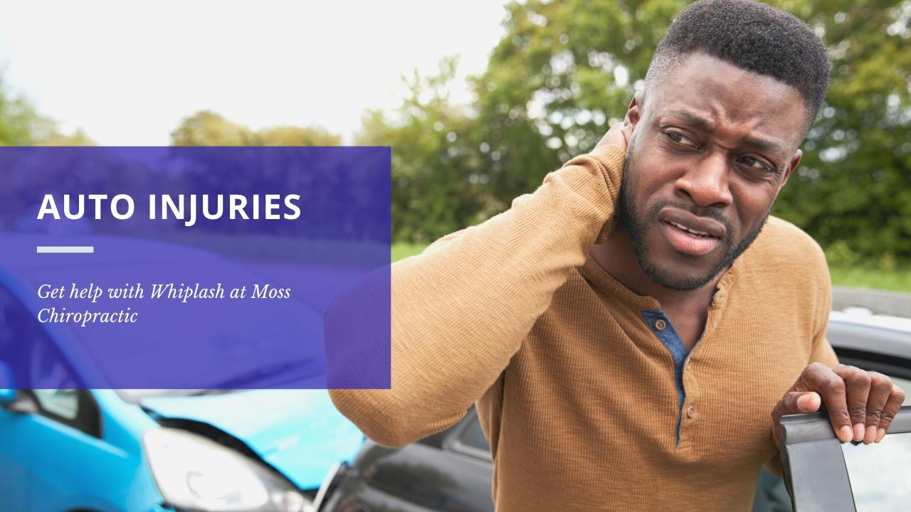 Whiplash/Auto Accident Pain Treatment in Olney MD
