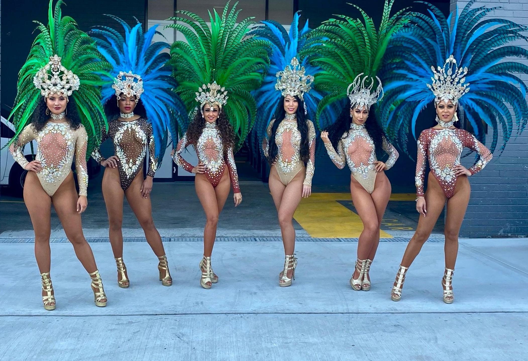 brazilian dancers sydney