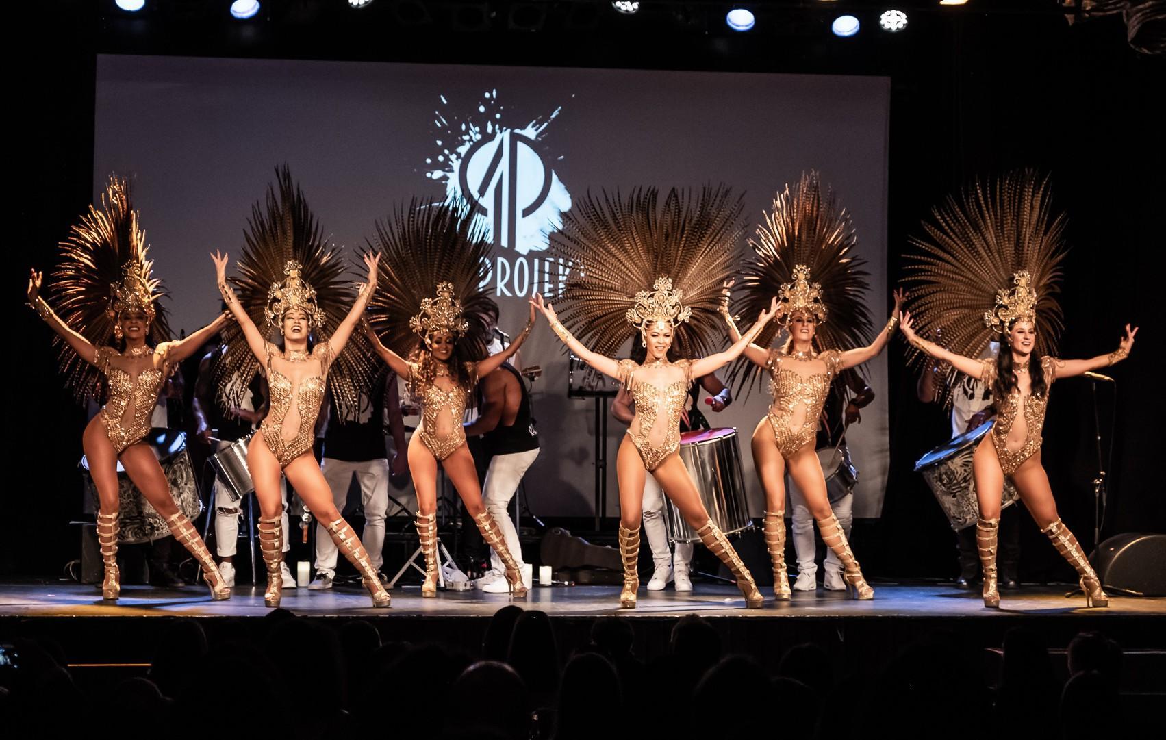 rio projekt dancers