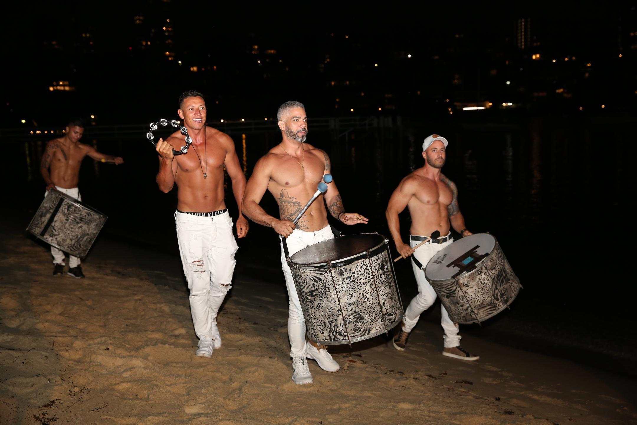 Brazilian drummers sydney