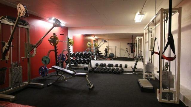 Tersmedenska Herrgården gym