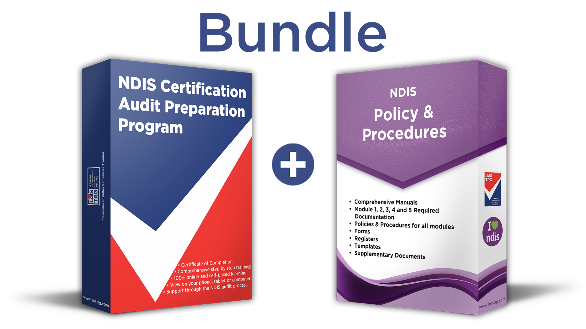 NDIS Certification Bundle Training and templates