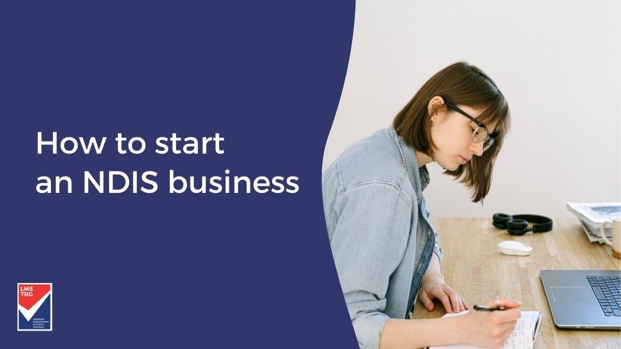 how to start an NDIS business introduction