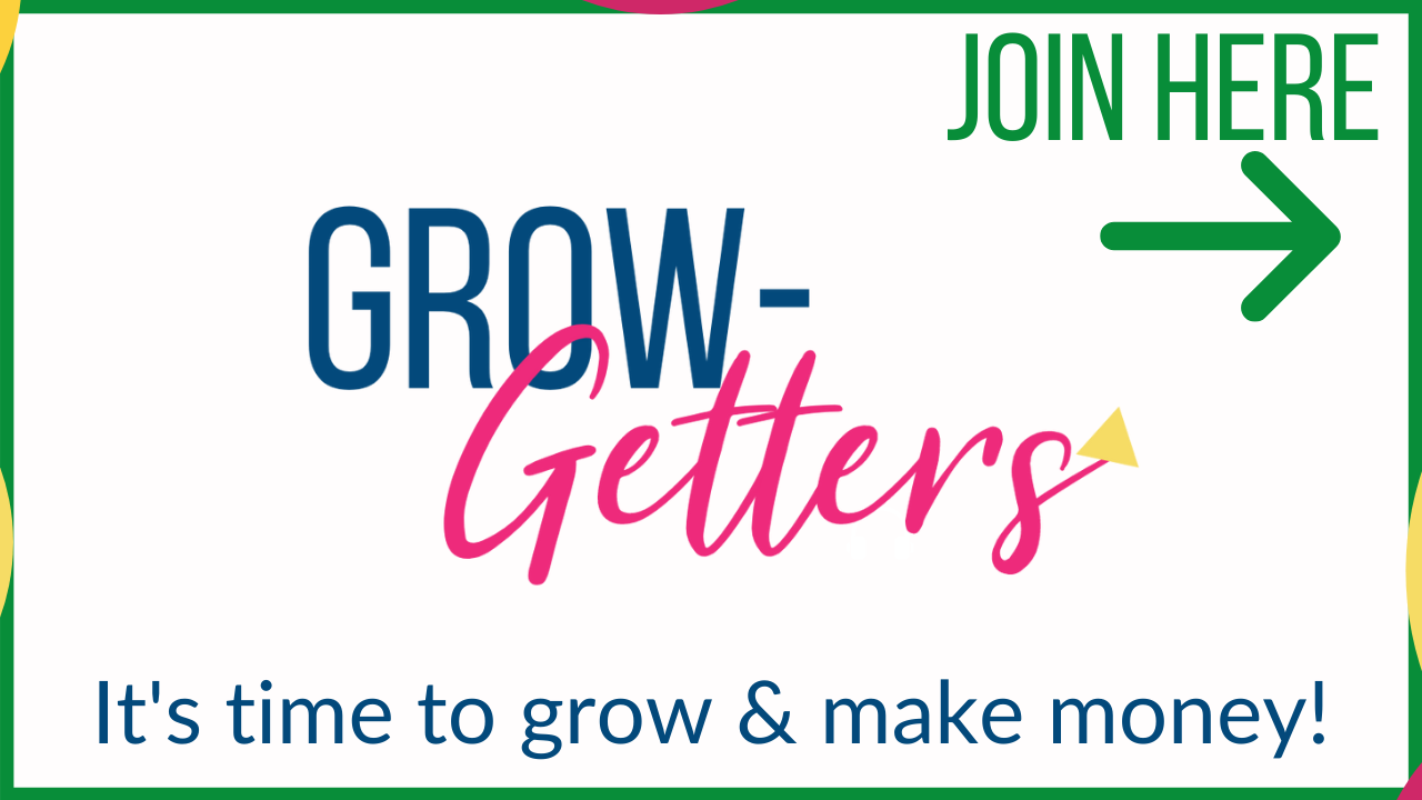 Grow-Getters - group for new business owners