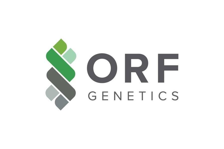 ORF Genetics Logo