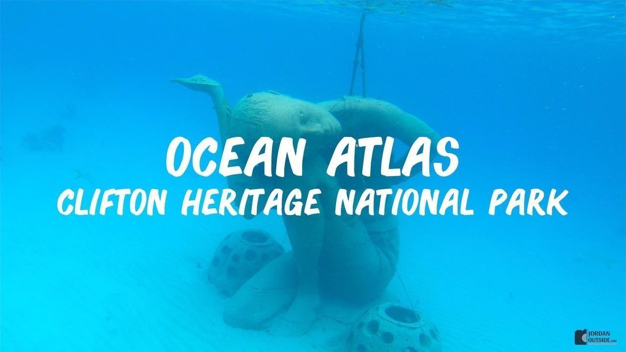 Ocean Atlas in the Bahamas