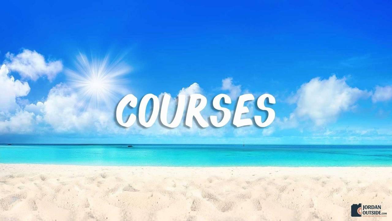 Jordan Outside Courses