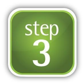 step 3 icon