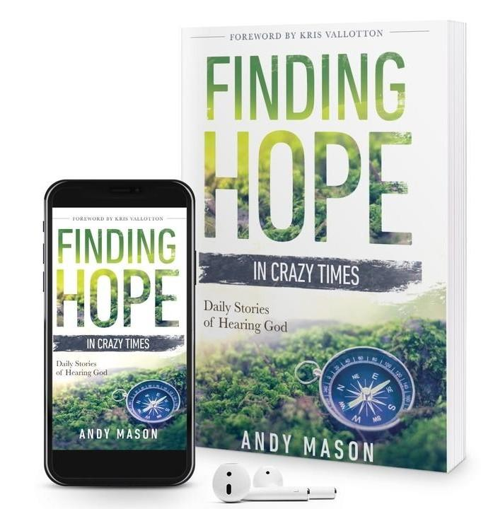 Finding Hope in Crazy Times book