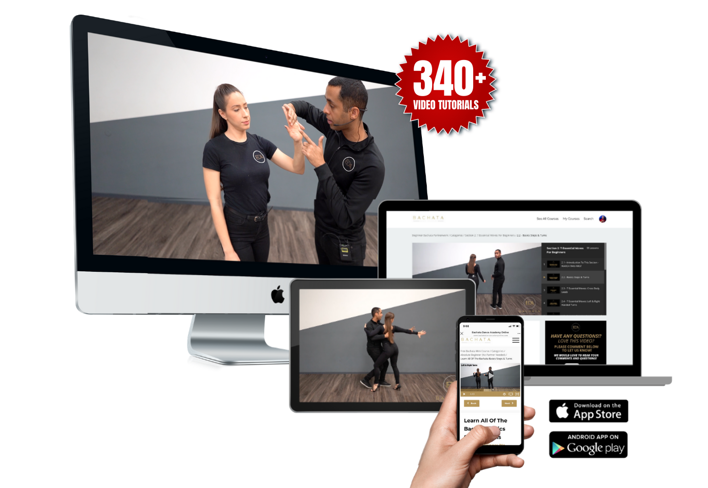 The Complete Bachata Mastery Course Online