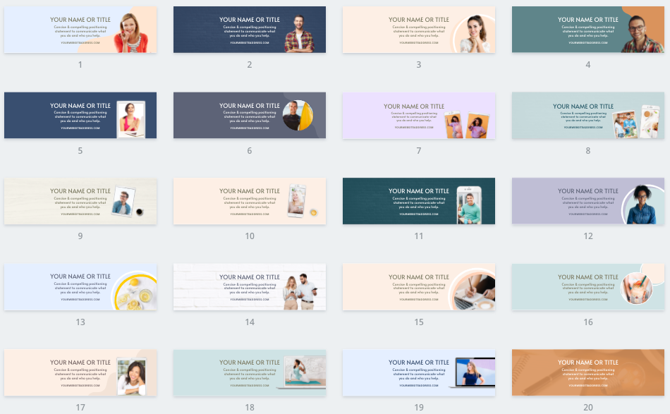 Social Media Cover Banners