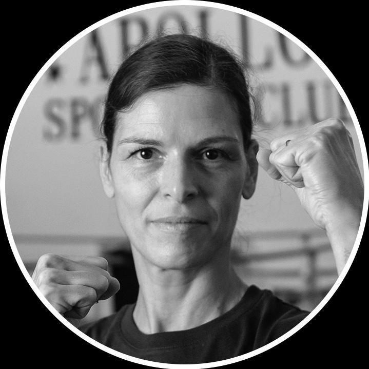 Christine Proust - Coach Apollo Online Boxing