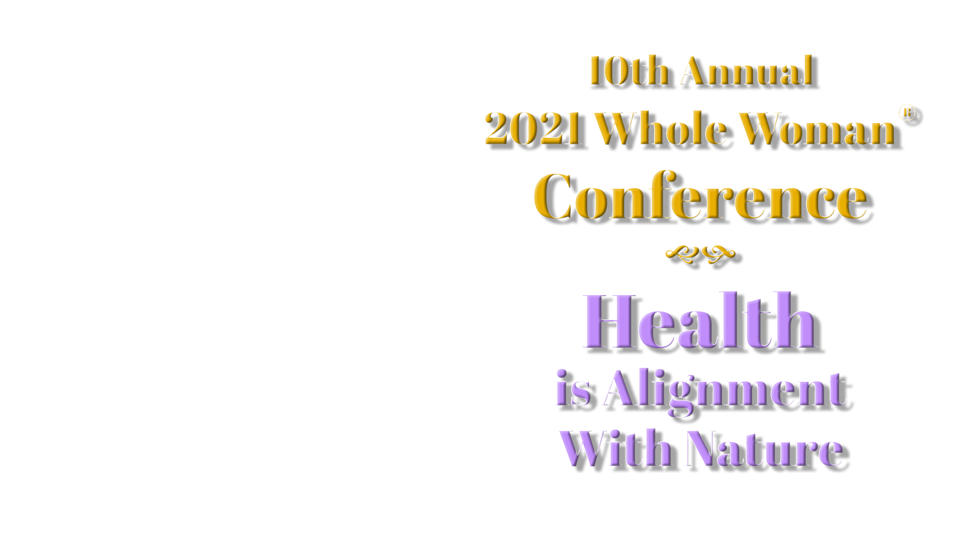 Whole Woman Conference