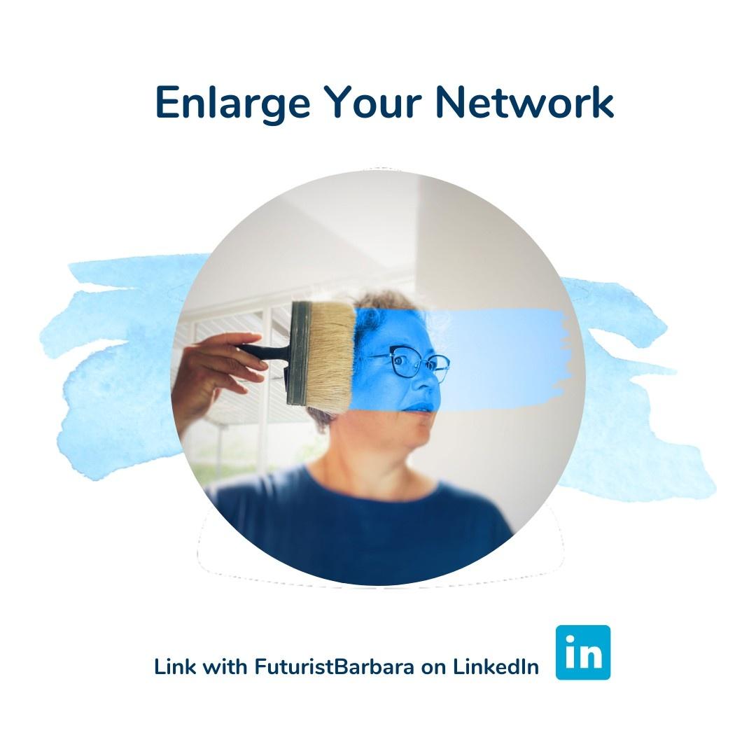 Link with me on LinkedIn