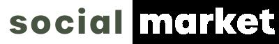 SOCIAL MARKET Footer Logo
