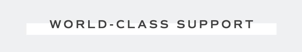Social Market - World-Class Support