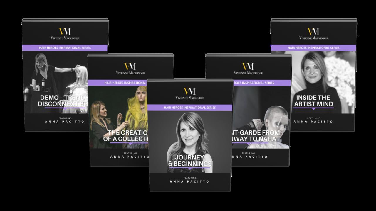 Vaughn Acord's Hair Heroes Video Segments