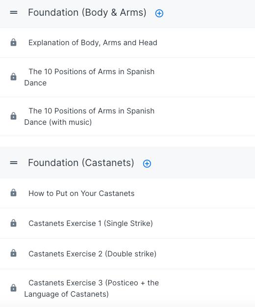Spanish Dance online
