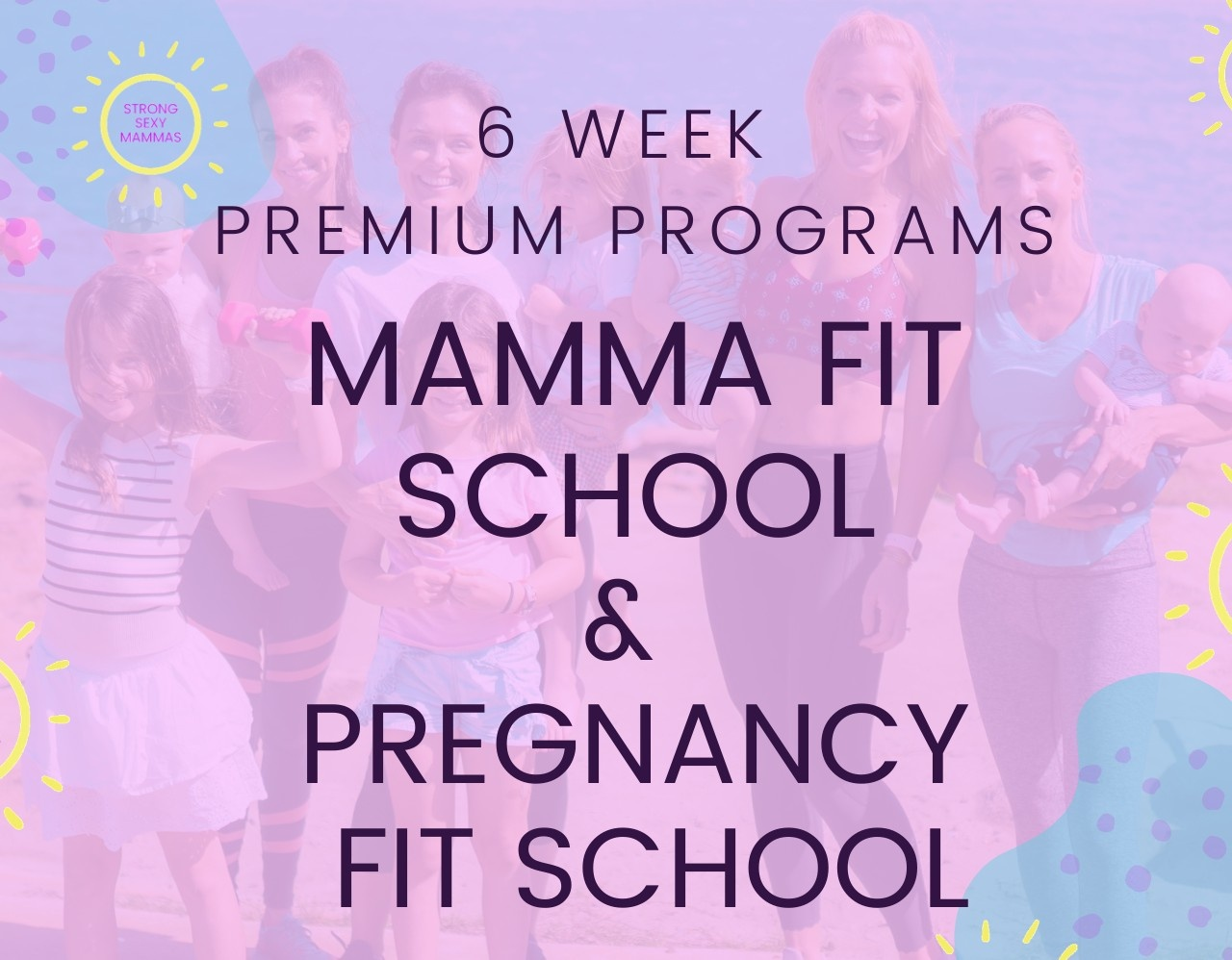 Move Your Bump - Strong Sexy Mammas -Anna Kooiman