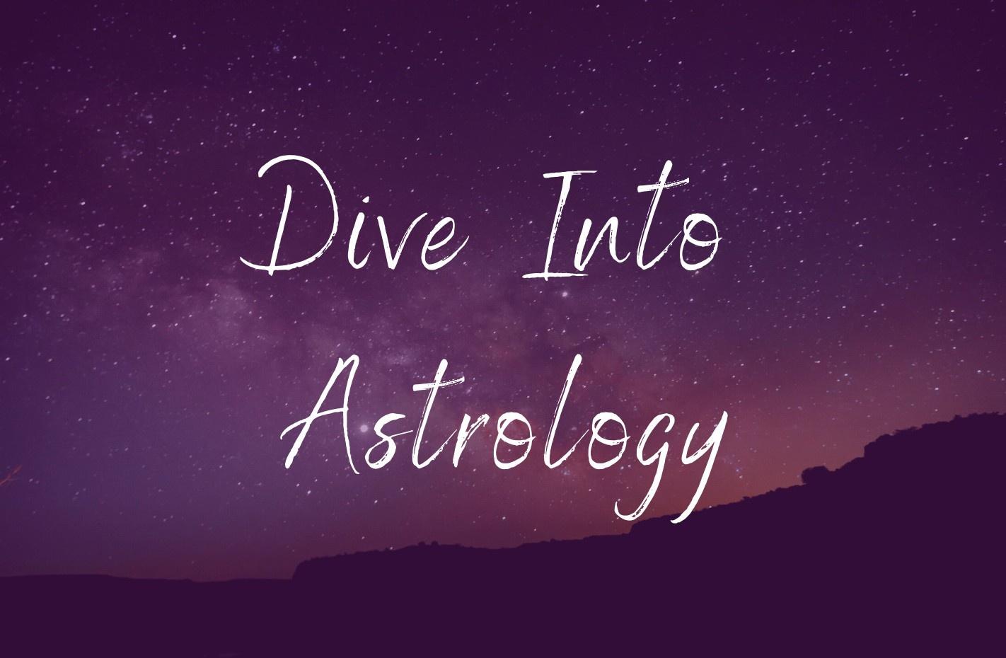 Starry Sky Universe Astrology Mountain