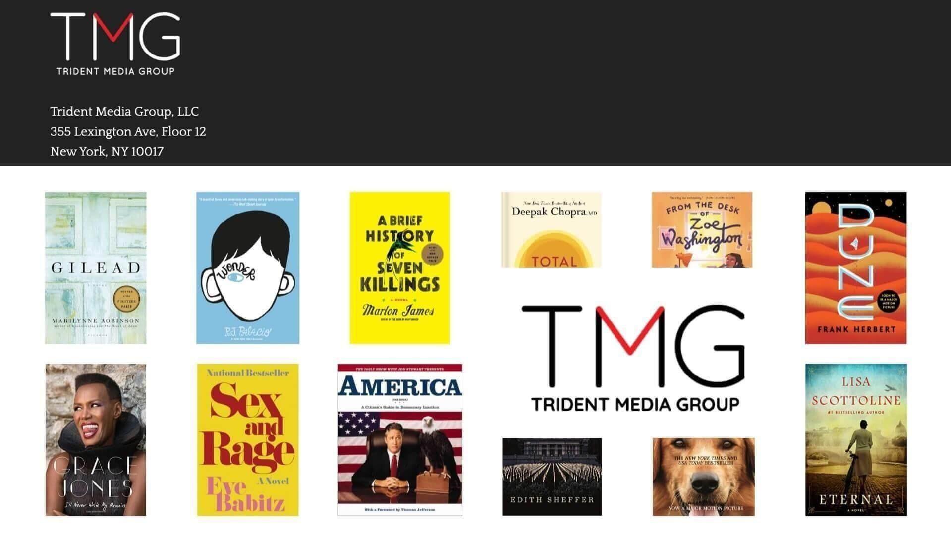 Trident Media Group